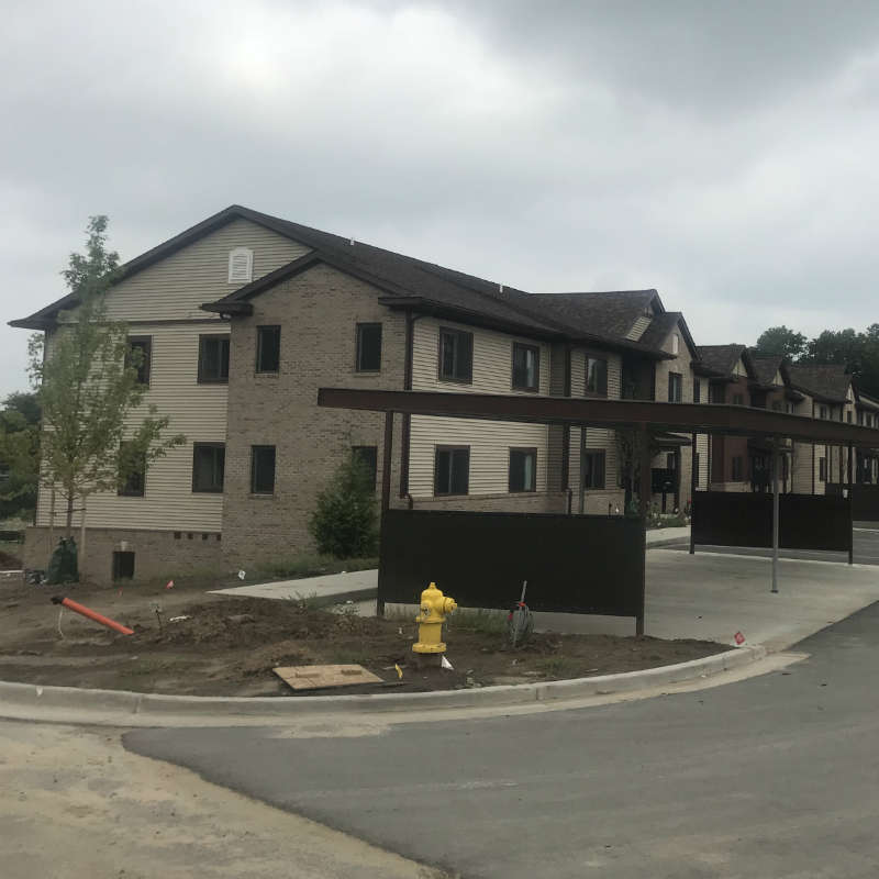 Burton Ridge Apartments & Townhomes